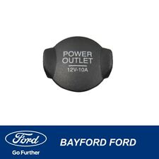 GENUINE FORD POWER OUTLET COVER AUX PLUG 12V 10A