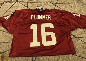 Vintage Arizona Cardinals Jake Plummer NFL Reebok Jersey XL X-Large NEW ASU