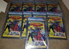 Marvel Comic Amazing Spiderman 129 NM+ 1st App Punisher LGF Variant CGC 9.6 Book