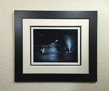 "ROBERT WYLAND ""ORCAS STARRY NIGHT"" FRAMED SIGNED SERIO-LITHOGRAPH - COA"