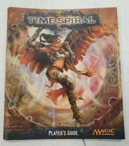 Wizards of the Coast Magic the Gathering Time Spiral Player's Guide MTG!!