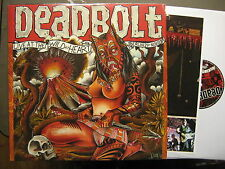 "DEADBOLT ""LIVE AT THE WILD AT HEART BERLIN"" - 3LP"