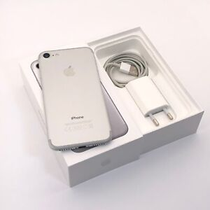 iPhone 7 128gb Silver EXCELLENT CONDITION  (without simlock)