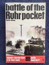 RUHR POCKET Ballantine's Illustrated History of Violent Century Battle Book # 21