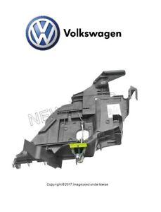 For VW Touareg 04-07 Headlight Mounting Plate Passenger Right Genuine 7L6941614C