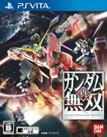 PS Vita game soft Shin Gundam Musou/ Japan Import