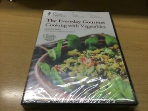 the great courses the everyday gourmet cooking with vegetables