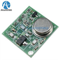 Practical DC 9V-12V Wireless FM Transmitter Board Module ZF-4 433.92MHz #P