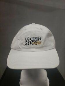 NWT 2001 US Open Tennis Strapback Hat Twins Enterprise
