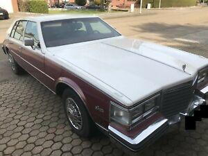 Cadillac Seville 1985 4.1 Liter 140 PS