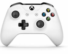 Microsoft Xbox One / Xbox One S Wireless Controller with Bluetooth Glacier White