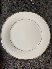 LENOX Dimension Collection Solitaire dinner plate