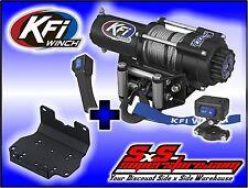 3000 lb KFI Winch Combo Yamaha Grizzly and Kodiak 700 2016