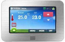 Riscaldamento A PAVIMENTO TERMOSTATO touch screen a colori (Pavimento/termostato di rilevamento dell'aria