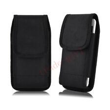 Nylon Waist Bag Belt Clip Loop Hook Wallet Case Holster Phone Pouch Fanny Pack