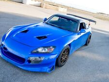 JDM S2000 AP1 AP2 Spoon Style 20mm Wide Aero Fenders Body Kit Shine Auto