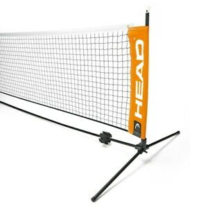 Head 6.1m T.I.P. Mini Tennis Net And Posts Set