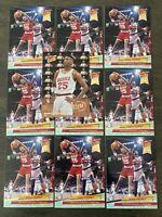 MINT LOT of 10 Robert Horry 1992-93 Fleer Ultra #271 Rockets Rookie Cards w/ #3