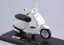 "1:18 Vespa Piaggio original modelo/"" 50 Special 1969/"" blanco maisto v50 50n"