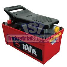 Metal Air Pump | 10,000 Psi | 91 In³ Usable Oil Capacity | Bva Hydraulics Pa1500