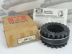 TB Woods 6E EPDM SF Sleeve with ring - Sure Flex (NEW in BOX)