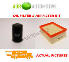 DIESEL SERVICE KIT OIL AIR FILTER FOR VAUXHALL COMBO 1.7 60 BHP 1993-01