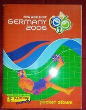 Panini World Cup 2006 WM Almost Complete Mini Album