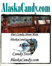 Alaska Candy .com Special Get Your  Candy Store Online
