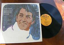 Dean Martin My Woman My Woman My Wife RS 6403