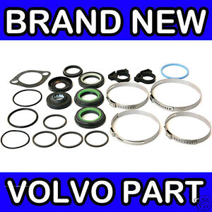 Volvo 240, 740, 940 Steering Rack Repair / Rebuild Kit