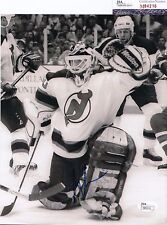 Martin Brodeur autographed New Jersey Devils 8x10 photo JSA authenticated M84216
