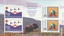 280741 / Grönland Block ** MNH