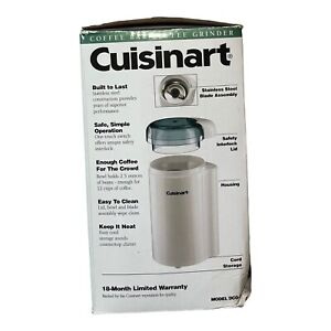 Coffee Grinder Electric Cuisinart