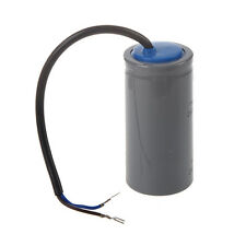 Hot Sale Gray CD60 AC 250V 150uF Wired Single Phase Motor Start Capacitor M3S0