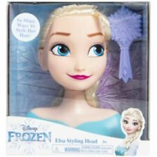 Disney Princess Frozen 2 Elsa Styling Head With Brush - Hair Style HOT TOY 2020