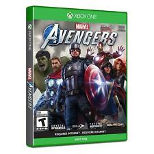 Marvel's Avenger XB1 (Microsoft Xbox One, 2020) Brand New - Region Free