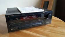 Pioneer VSX-521S Audio/ Video Stereo Amplifier- Phono Stage