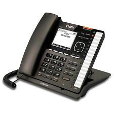 Vtech Communications Vsp735 Eristerminal 5 Sip Feature Deskset Black Phones
