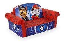 Marshmallow Furniture Children's 2 in 1 Flip Open Foam Sofa Nickelo. Paw Petrol