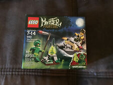 Lego 9461, Monster Fighters, The Swamp Creature, New Sealed !!! FREE SHIPPING