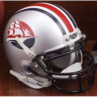 SHIPPENSBURG RED RAIDERS NCAA Schutt XP Authentic MINI Football Helmet
