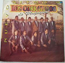 Los Corraleros De Majagual – Nuevo Ritmo LP Colombian Press Discos Fuentes 1995
