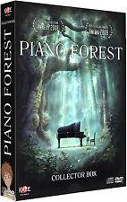 DVD PIANO FOREST Collector Box Ltd Animazione giapponese - Kaze - SIGILLATO!