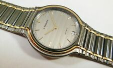 Lassale by Seiko Black & Gold Tone Metal 5L14-6000 Sample Watch NON-WORKING