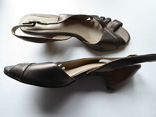 New Look Women's Composition Leather Mid Heel (1.5-3 in.) Shoes