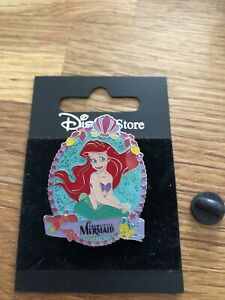 Ariel Little mermaid Disneystore Pin