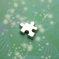 """2/"""" Autism Puzzle Piece Blank Clear Acrylic Keychain for Vinyl Pack 12-25-50pc"""