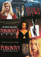 Poison Ivy 1 / 2: Lily / 3: New Seduction (2 Disc, Unrated Versions) DVD NEW