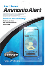 Seachem Ammonia Alert ** Continuously detects and monitors free ammonia  **