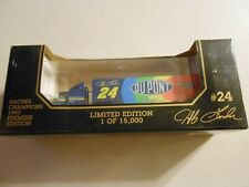 1993 Racing Champions Premier Edition 1/87 Scale #24 Jeff Gordon Hauler